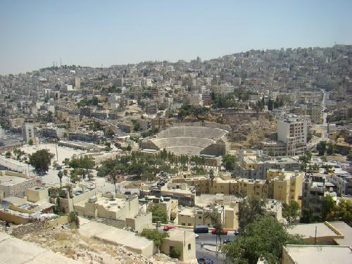 Аман, Йордания