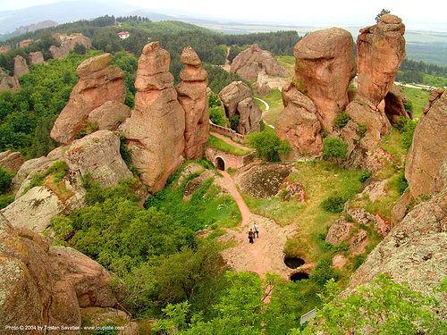 Белоградчишки скали, България