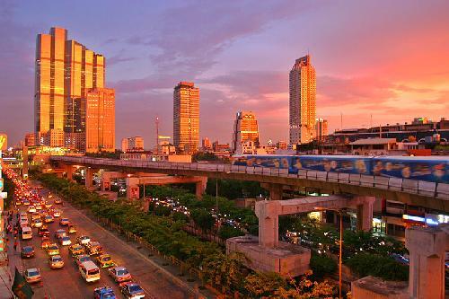 Бангкок, Тайланд