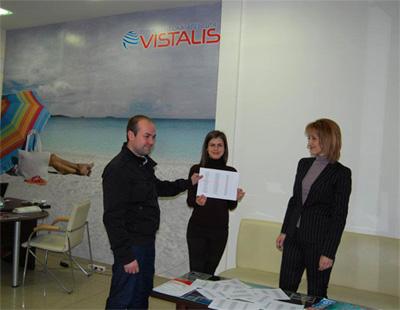 Велислав Църовски спечели уикенд за двама в хотел Перелик Пампорово